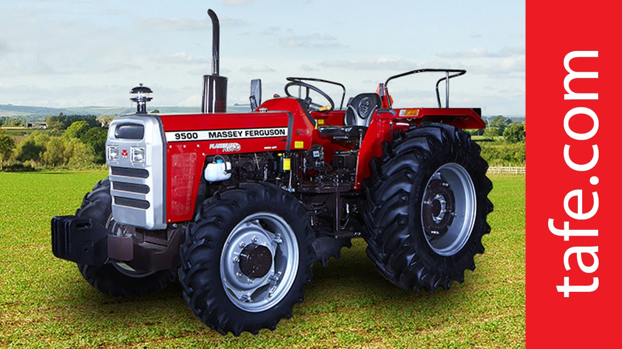 MF 9500 Super Shuttle Series (4 WD) | Massey Ferguson