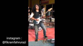 Andra and the Backbone Surrender Guitar Cover