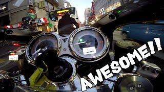 【TRIUMPH】スラクストン1200Rは美しい!!みんなでトライアンフ試乗会!!【スラクストン1200R】【ボンネビルt100】【ストリートトリプル】【スピードトリプル】