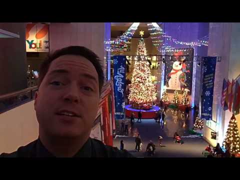 Museum of Science and Industry Chicago Christmas Around the World Nov 27 2016