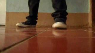 Como Bailar Shuffle Dance - Variacion de Pasos