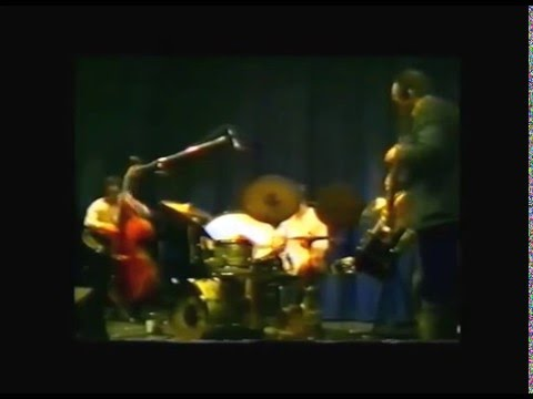 STEVE LACY, MAURO PERIOTTO & TONY RUSCONI - Live concert in Bolzano 1982