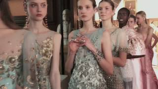 GEORGES HOBEIKA Spring Summer 2017 Couture Show