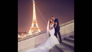 ADRIENNE BAILON Marries Gospel Singer ISRAEL HOUGHTON In Paris Where They Met - November 11 (PICS)