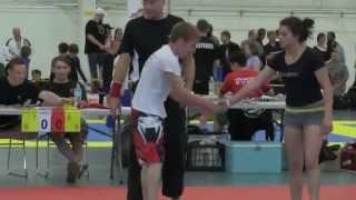 Claudia Jiu Jitsu Tournament 2014