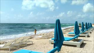 Sunny isles Florida,beautiful video from the beach.