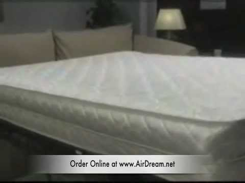 AirDreamnet Air Dream Sofa Sleeper System YouTube