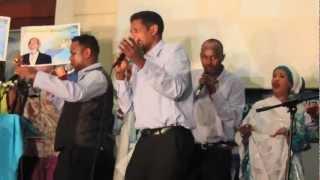 Hees cuub madaxdii dalkoow 2012. Xuseen Shire, Gaadaco, Weheliye, Faysal Yare iyo Fanka
