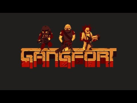 GANGFORT gameplay trailer #1