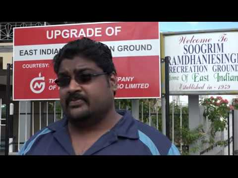 Outrage over NGC sponsorship of an aparant exclusive Indian cricket club - Mar.11,2015 -Trinidad