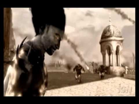 Prince of Persia The Two Thrones : godsmack i stand alone