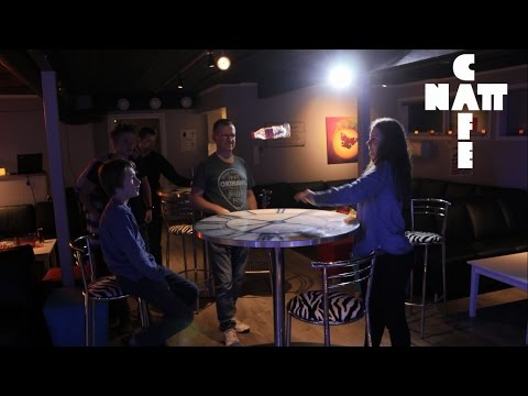 Nattcafe på Husnes bedehus 2017