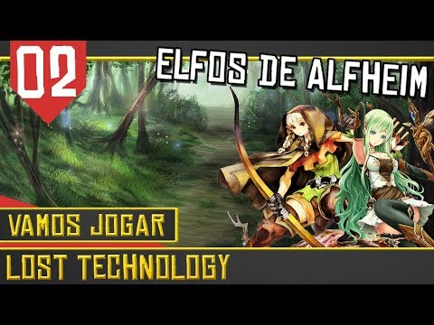 Lost Technology Alfheim #02 - Capital Imperial de Ortygia [Gameplay Português PT-BR]
