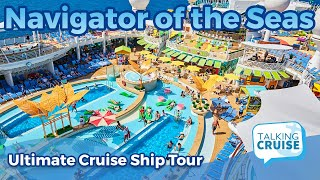 Navigator of the Seas – Ultimate Cruise Ship Tour (Featuring New Updates 2019)