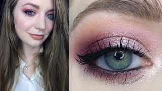 Макияж с косметикой Colourpop / вечерний макияж: видео-урок