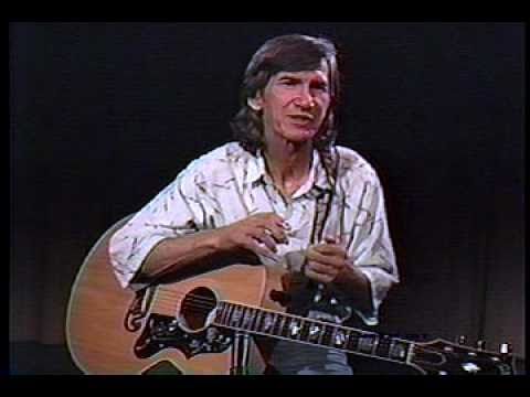 Townes Van Zandt - Part 1 RARE FOOTAGE!  Segway City TV Productions