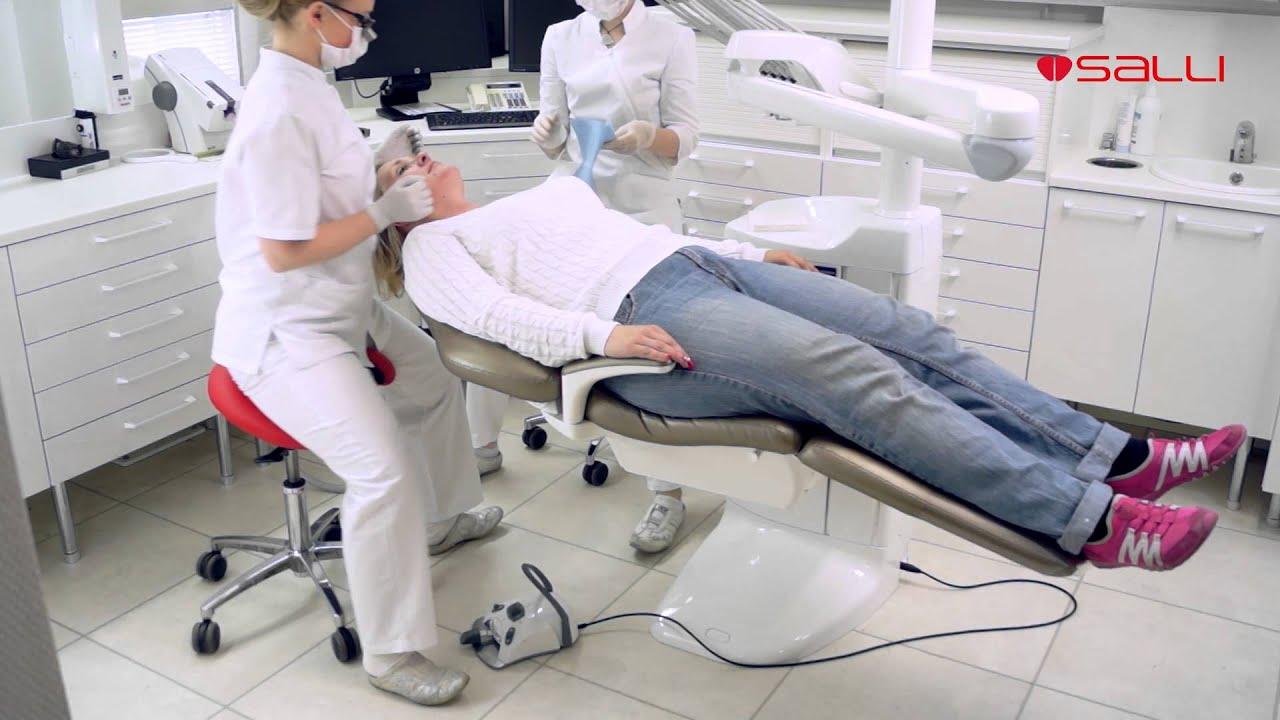Salli Saddle Chair Hanging For Bedroom Ireland Ergonomics And Dentalwork Youtube