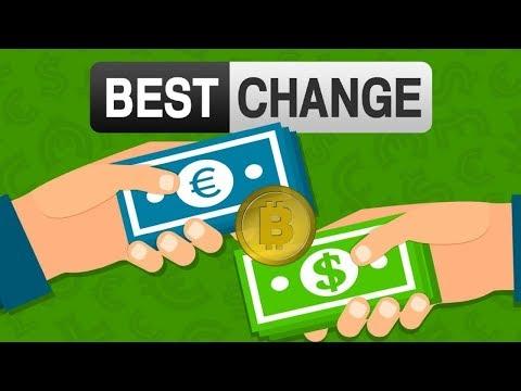 Bestchange - лучший мониторинг обменников, обмен валют без комиссии, партнерская программа