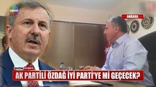 Ak Partili Özdağ İYİ Parti'ye mi geçecek?