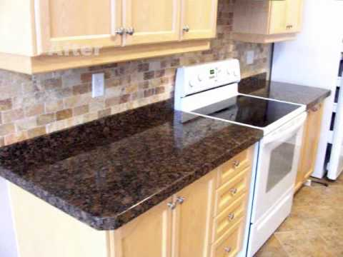 Granite Overlay By Crs Granite Baltic Brown Granite