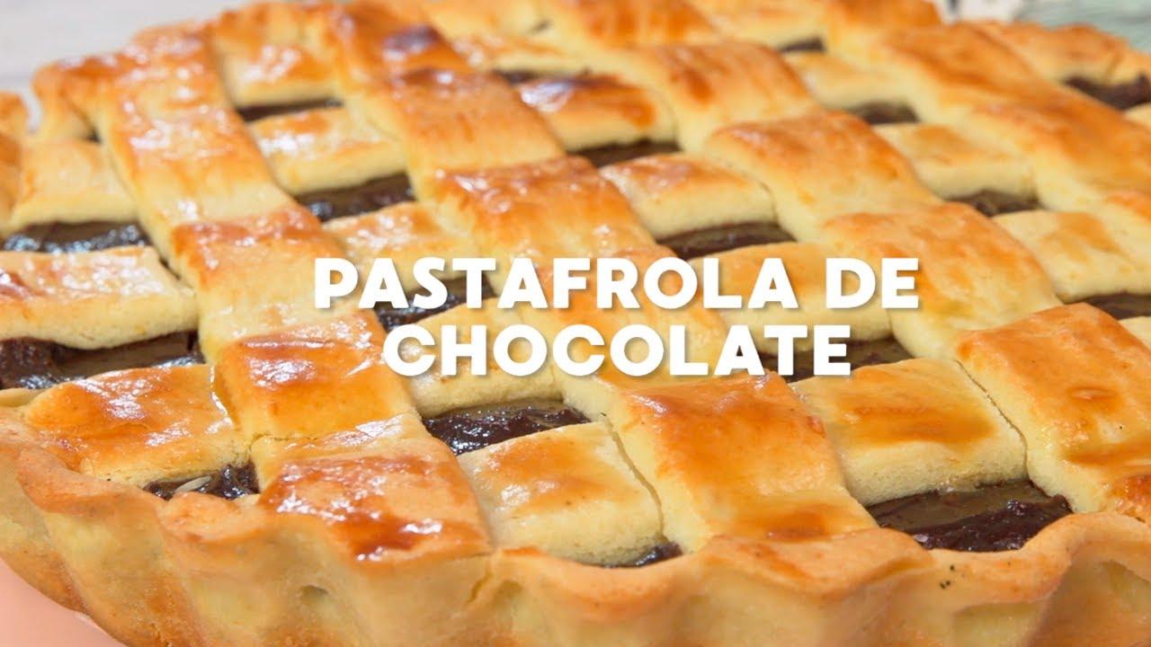 """""""Pastafrola de chocolate"""" ¡Una variante para los más golosos!"""