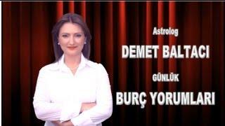 TERAZİ Burç Yorumu 16 Ağustos 2013 - Astrolog DEMET BALTACI  - Bilinç Okulu, astroloji, astrology
