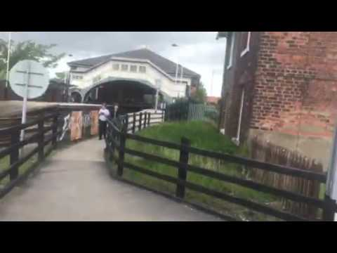 Intro to Beverley Station LC (ER,Yorks) Saturday 14.05.2016
