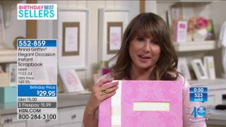 HSN | Anna Griffin Paper Crafting Celebration 07.11.2017 - 12 PM