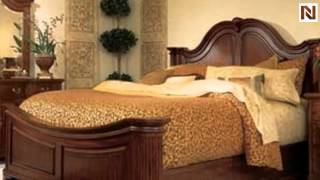 Cherry Grove Mansion Bed 6/6 791-316r By American Drew