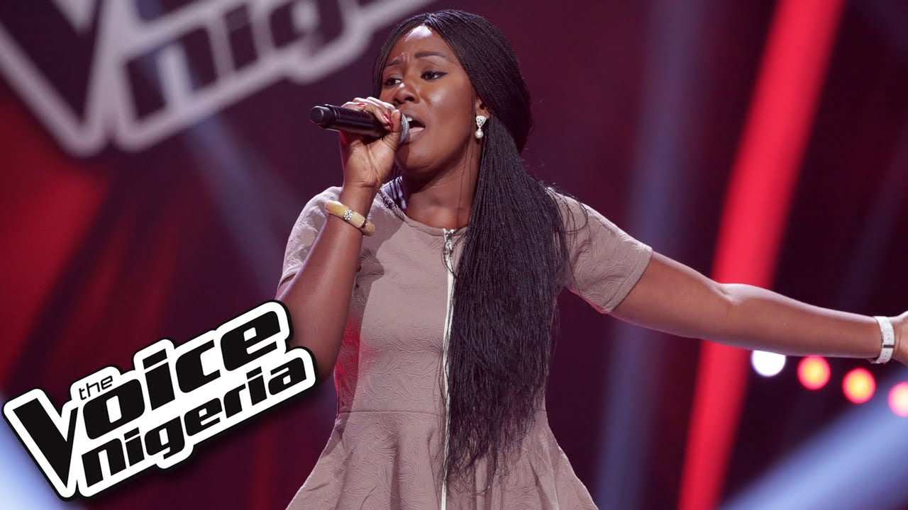 """Download Obichi Marshall sings """"Battlefield"""" / Blind Auditions / The Voice Nigeria Season 2"""