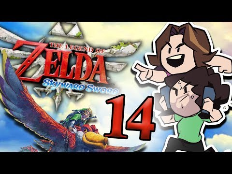 Skyward Sword: Hold My Hand - PART 14 - Game Grumps