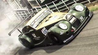 Morgan Silverstone GT3 Aero Supersports Videos