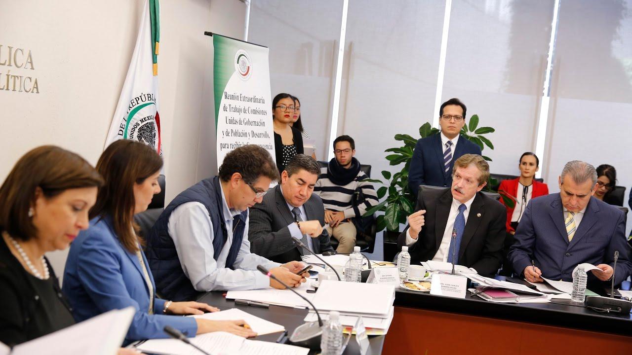 Senador Juan Carlos Romero Hicks Comparecencia Para