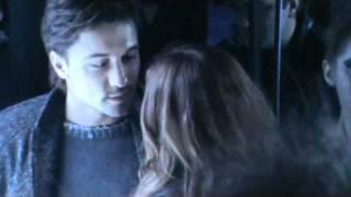"Dima Bilan  на съемках клипа  ""Я просто люблю тебя"""