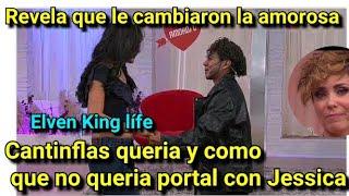 Cantinflas queria portal con Jessica revela fraude de la produccion de Enamorandonos
