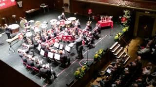 Grimethorpe Colliery Band - Tourchbearer Finale