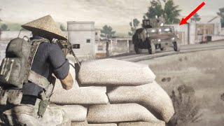 Sniper In Action - One Shot One Kill - US Sniper In Action - Middle East ARMA 3 Milsim