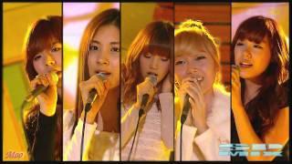 Girls' Generation (????) - 'Gee' Acoustic Instrumental Version