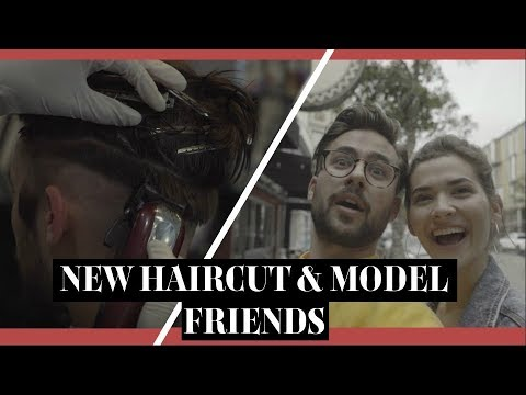 New Haircut Meeting Models Dapper Journal April Youtube