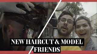 NEW HAIRCUT & MEETING MODELS | Dapper Journal April