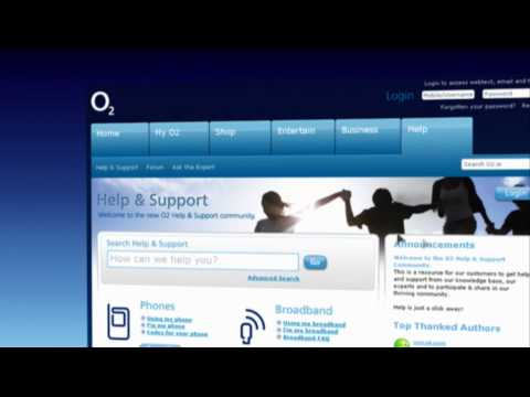 O2 Ireland Help + Support Community