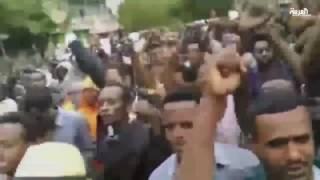 الأمم المتحدة تريد الوقوف على حقيقة احتجاجات إثيوبيا