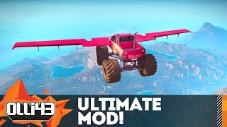 EPIC CAR CHASE IN JUST CAUSE 3! :: Just Cause 3 Funny Moments!