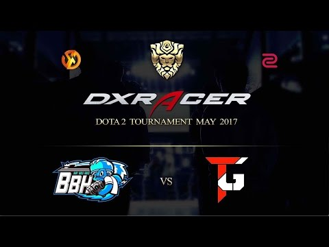 Trust Gaming vs Baby Build House BO3 - DXRacer DotA2 Tournament May 2017 Final - Caster ClickyMouse