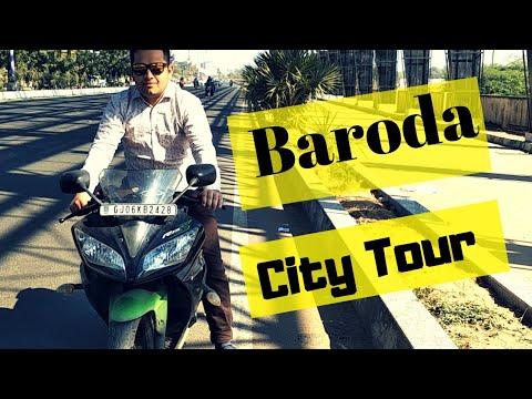 Vadodara City In Gujrat Vlog, #Babar #Khatri