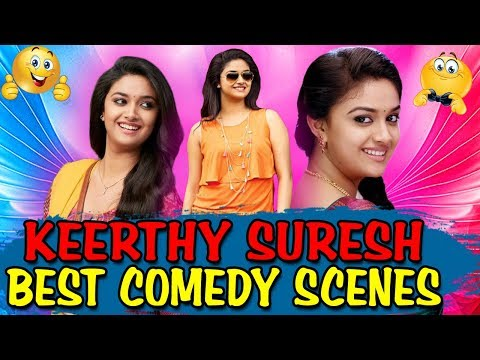 Keerthy Suresh Best Comedy Scenes | South Indian Hindi Dubbed Best Comedy Scenes