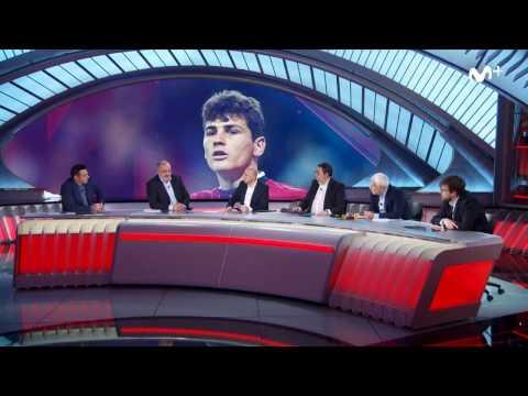 Fiebre Maldini - Iker Casillas debuta en La Catedral