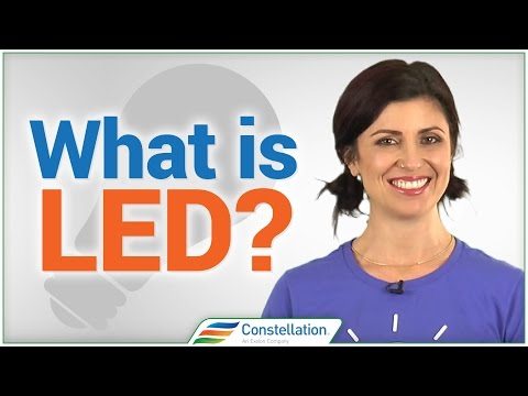 What is LED lighting exactly?