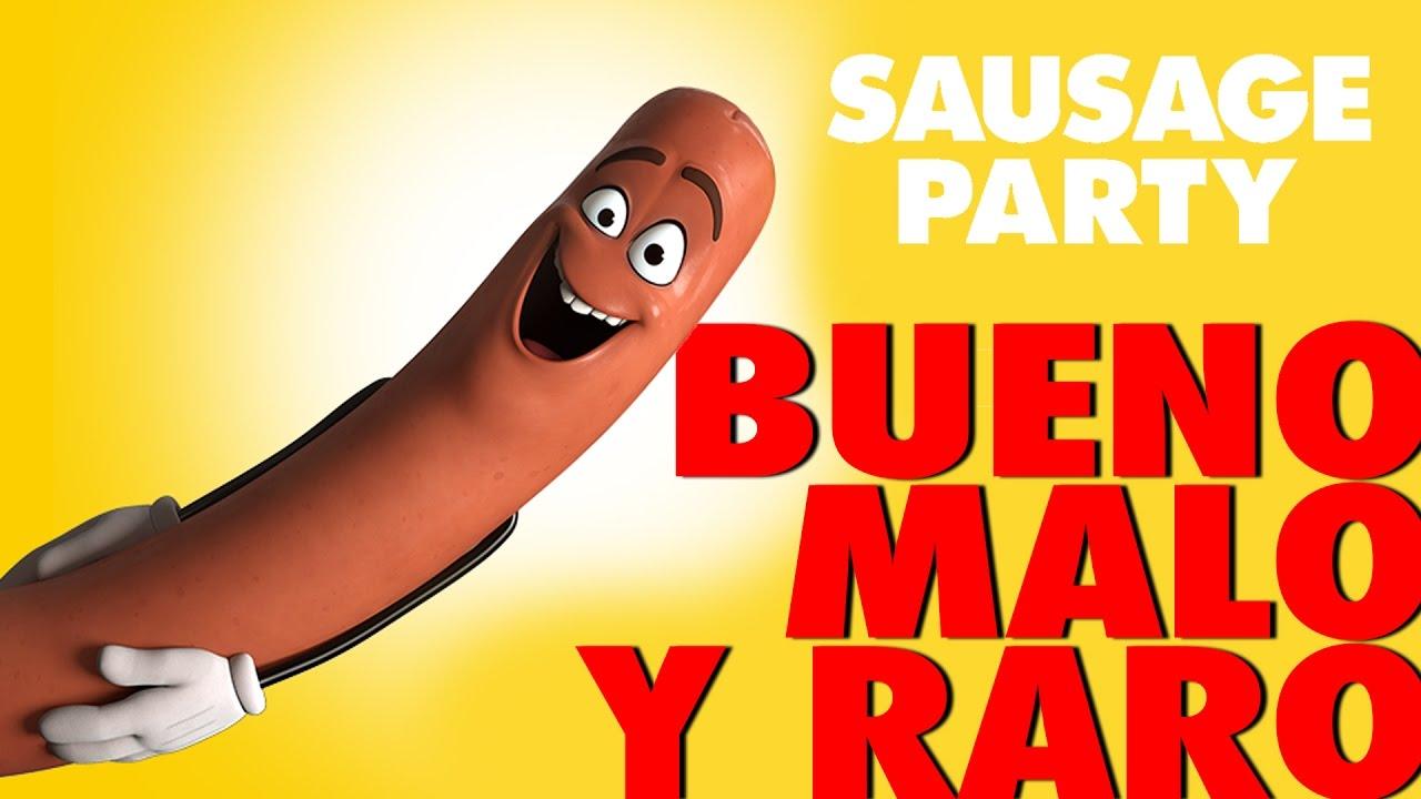 Fiesta de salchichas La Comedia Ms Manchada del Ao