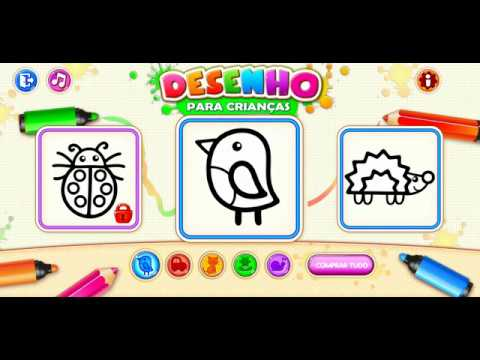 Drawing For Kids App De Desenhar Youtube